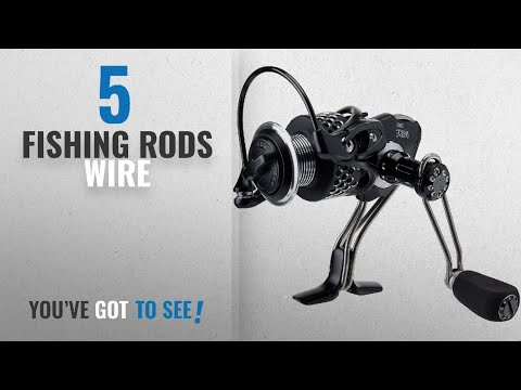 Top 10 Wire FishingRods [2018]: Ardent Wire Spinning Reel 2000