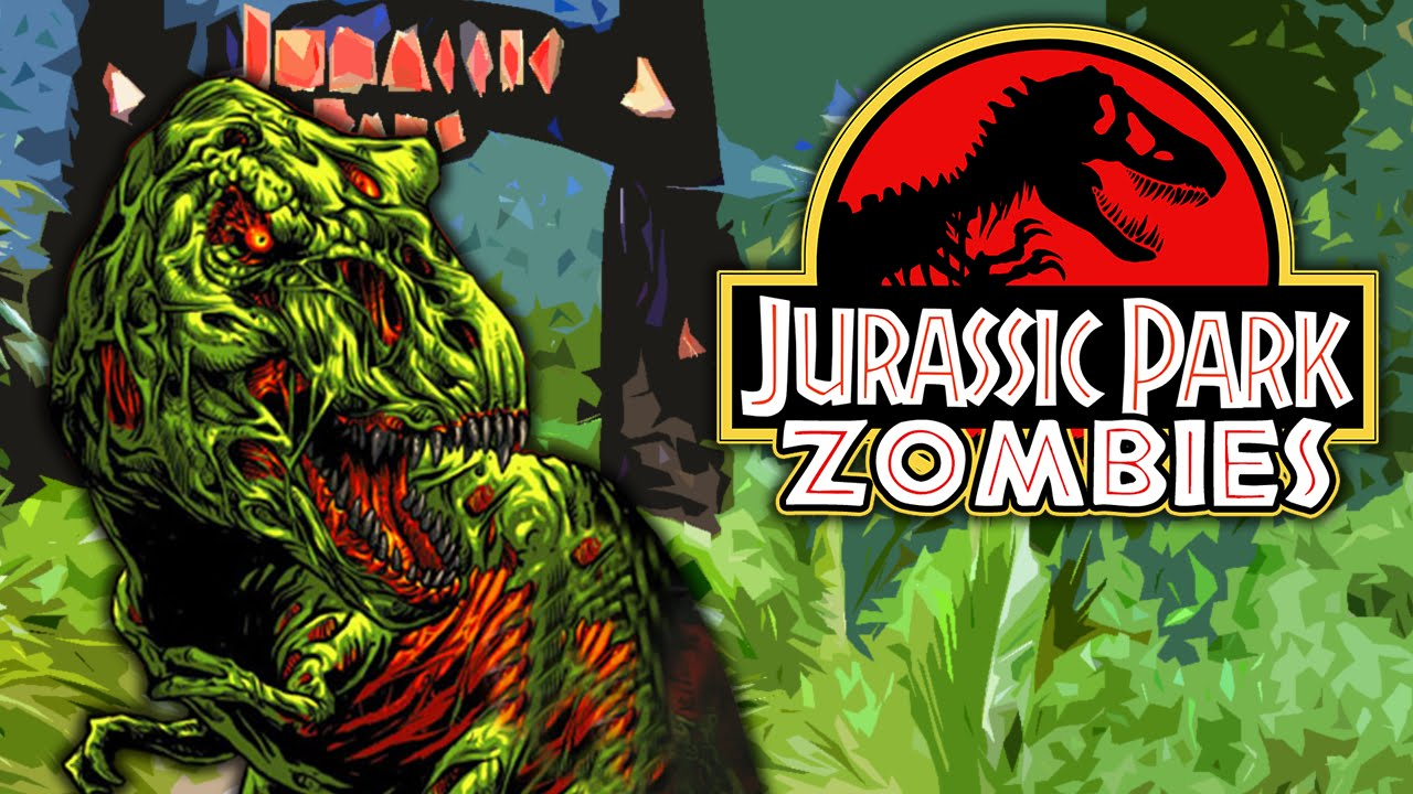 Jurassic park zombies call of duty zombies youtube gumiabroncs Choice Image