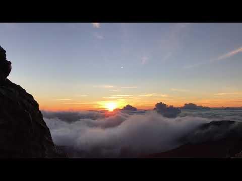 Haleakalā Sunrise...amazing!