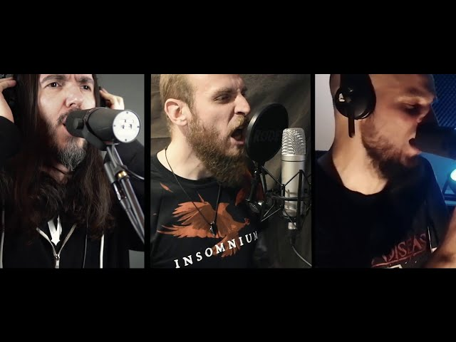 Melodeath Alliance 2020 - Rise & Fall (OFFICIAL LOCKDOWN VIDEO)