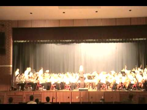 Music in the Parks 2011: East Islip High School Symphony Orchestra 1