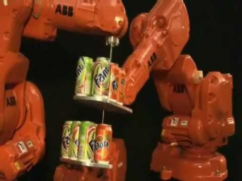 kereskedelmi robot építése