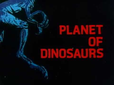 Planet of Dinosaurs (1977 Full Movie)