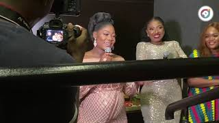 World premiere of Mercy Johnson's Legend of Inikpi