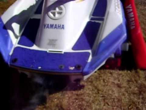 Jason Day's 95 Yamaha Jetski