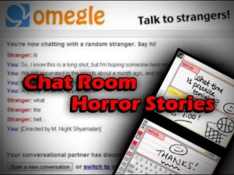 3 True Disturbing Chat Room Horror Stories