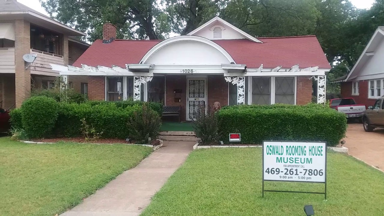 Lee Harvey Oswald's Rooming House
