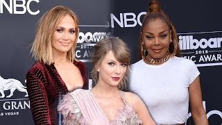 2018 Billboard Music Awards: The Best, Sexiest and Most Unique Red Carpet Looks!
