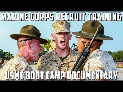 Earning The Title - Making Marines On Parris Island