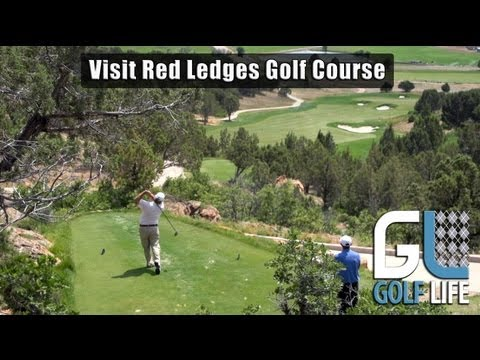Video Tours Red Ledges Golf Course in Utah and Jim McLean Golf School