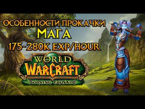Маг. Особенности прокачки World of Warcraft: Burning Crusade Classic