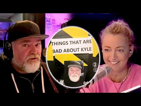 What Do Kyle & Jackie O Hate Most About Each Other?  KIIS1065