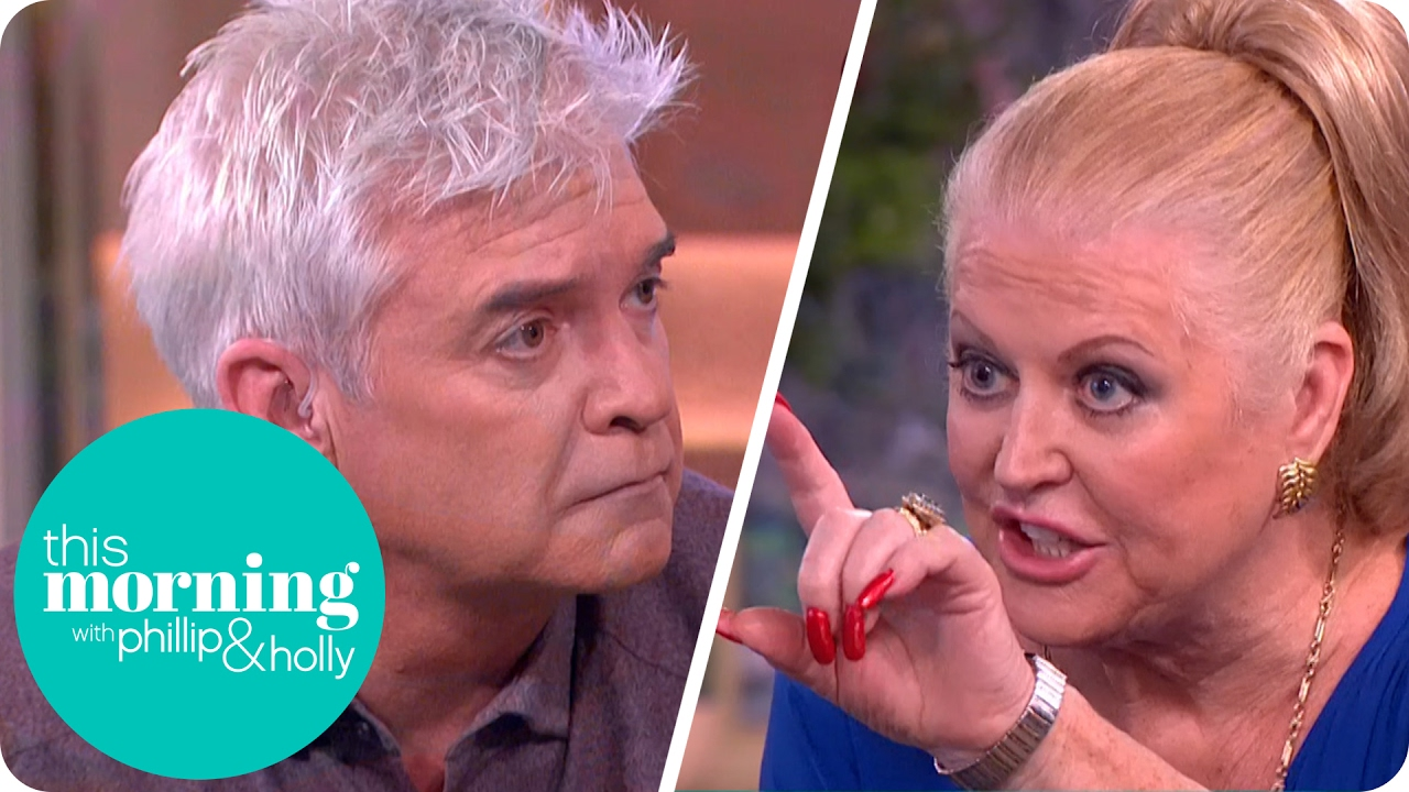 Kim Woodburn Lashes Out At Phillip Over Her Cbb Behaviour This Morning Youtube