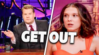 Celebrities That Insulted James Corden On His Own Show!
