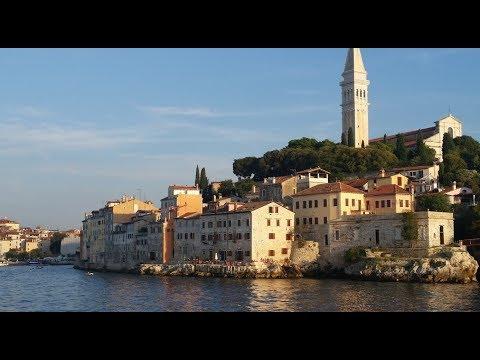 Rovinj Croatia 2017, turism video