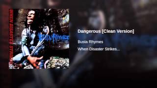 Dangerous [Clean Version]