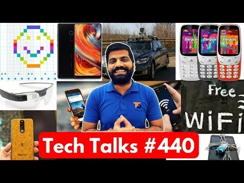Tech Talks #440 - Chrome Song Maker, Instagram Calling, Google Glass, MIUI Face Unlock, S9+ Vs X