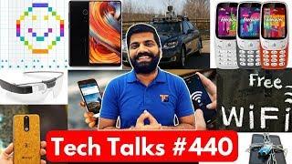 Tech Talks #440 - Chrome Song Maker, Instagram Calling, Google Glass, MIUI Face Unlock, S9+ Vs X