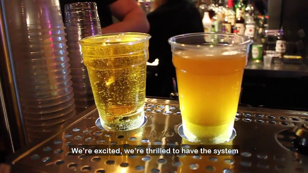 The Model for Serving Draft Beer at Live Venues | Live Nation's Bogart's | Bottoms Up Testimonial