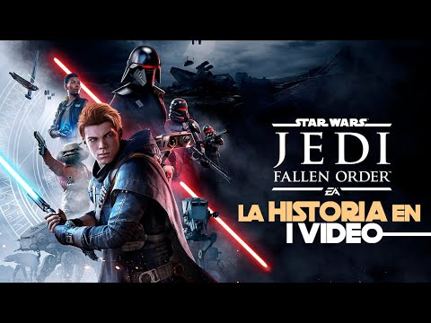 Download Star Wars Jedi Fallen Order : La Historia en 1 Video