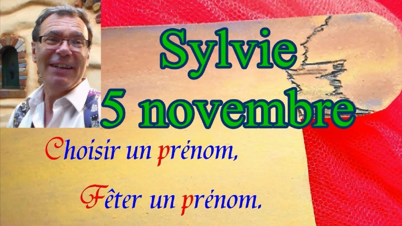 Choisir un pr nom et f ter un pr nom sylvie f t e le 5 novembre youtube - Choisir un four multifonction ...