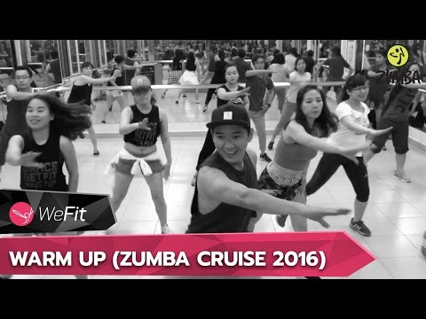 Zumba Warm Up (Zumba Cruise 2016 Music)
