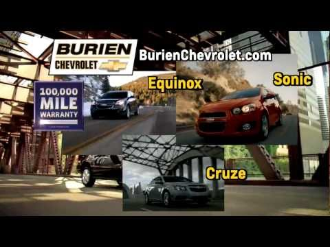 Burien Chevrolet :30 Never Stop Driving Revised [Archive]