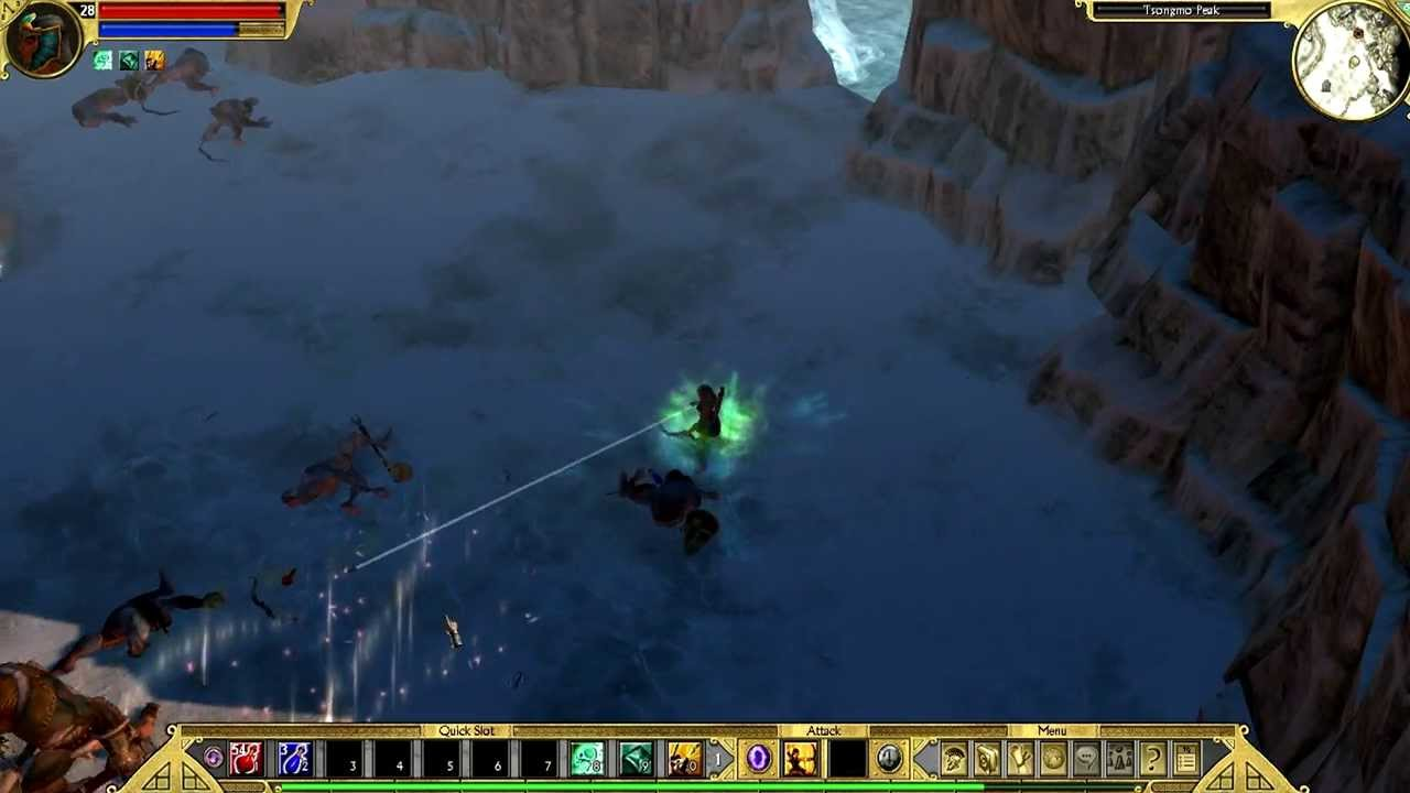 Titan Quest: Ragnarök - Page 3 - Median XL