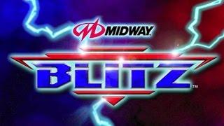 NFL Blitz 2000 Full Season Playstation 1/PS1 Through RGB SCART In HD
