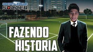 Um Novo Clube Surge - Dream League Soccer 2018