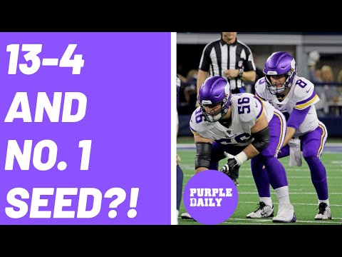Can Minnesota Vikings go 13-4 in 2021? - VENT LINE