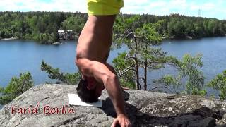 Are you afraid of failing? Then forget success!Farid Berlin | Headstand