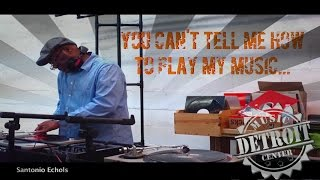 Santonio Echols Live@DMC DJ Set