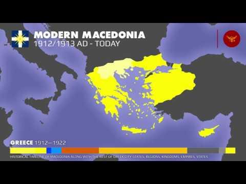 Macedonia in the Greek World - History of Macedonia