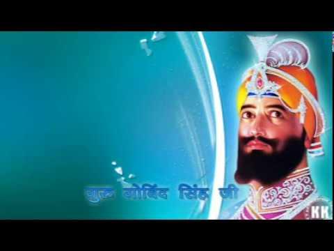 Mera Ruse Na Kalgia Wala--New Dharna--Bhai Gurpreet Singh (Chandigarh Wale)