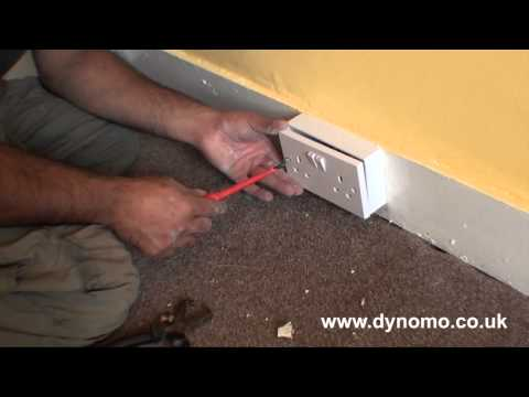 Dynomo Services - How To Wire A Double Socket