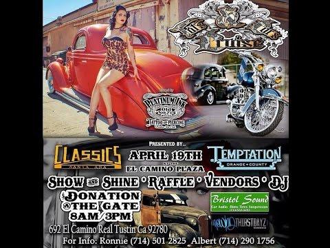 Tatts & Cars April Car Show 2015