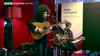 Karima Francis - Remedy (Live on the Sunday Night Sessions on BBC London 94.9)