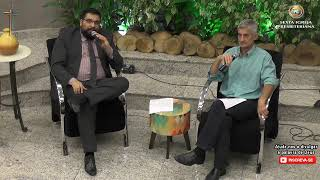 Isaías 42.1-9 - Servos - Pr. Antônio Dias - 19-07-2020