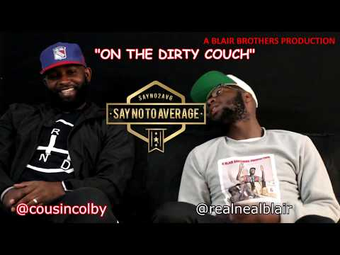 ON THE DIRTY COUCH COLBY HARRIS EPISODE 36 (Season 2)