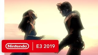 Final Fantasy VIII Remastered - Nintendo Switch Trailer - Nintendo E3 2019