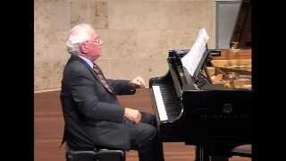 Schubert: Drei Klavierstücke,  D. 946 - III. Allegro
