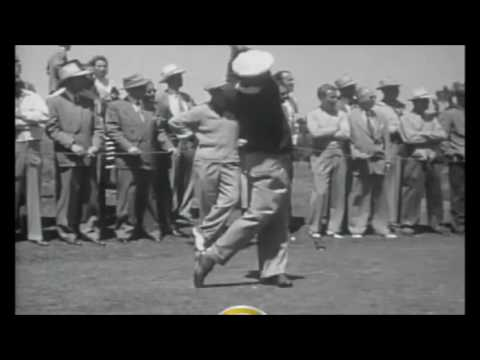 ben hogan swing 1948 slow motion and very clear youtube