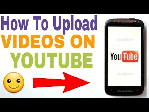 Upload video - How to upload videos on youtube using Android (hindi)