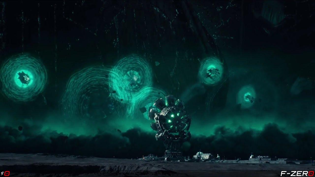 Download Independence Day Resurgence - Alien Invasion Scenes [4K UHD Movie] (2016)