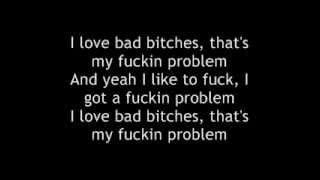 ASAP Rocky- Fuckin Problem Feat. Drake, 2 Chainz & Kendrick Lamar (LYRICS)