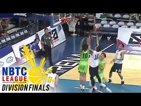 NBTC League Finals | SJC Vs. AMS | Game Highlights | March 16 2017