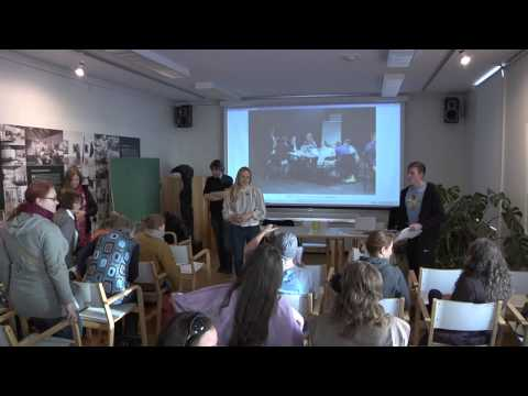 Checkpoint Helsinki - Hulluja noi taiteilijat