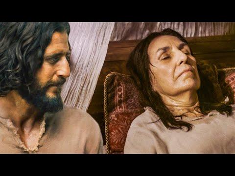 Jesus Heals Simon's Mother-in-law - The Chosen Scene