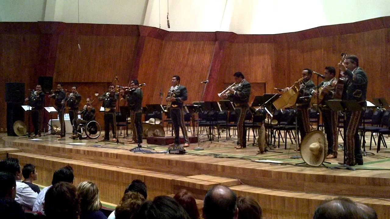 Mariachi 2000 sinfonico 07 concierto para una sola voz for Sala ollin yoliztli